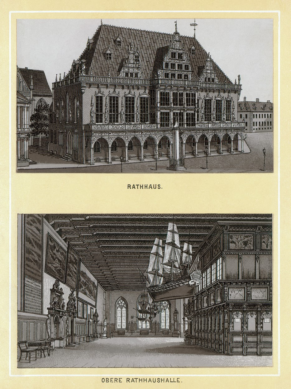 Stich - Rathaus