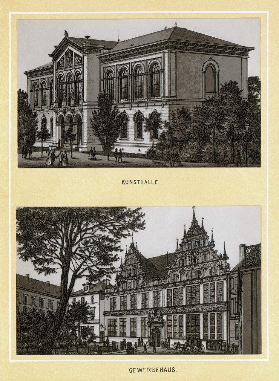 Stich - Kunsthalle und Gewerbehaus