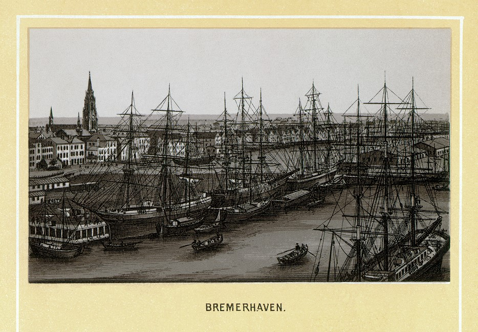 Stich - Bremerhaven
