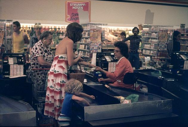 Supermarkt Meyer 1975