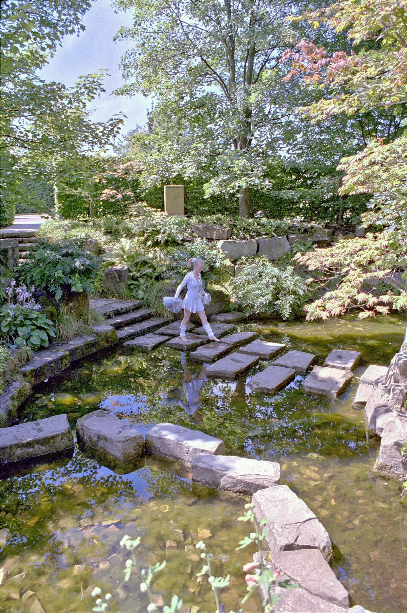 Britzer Garten, Japanischer Garten