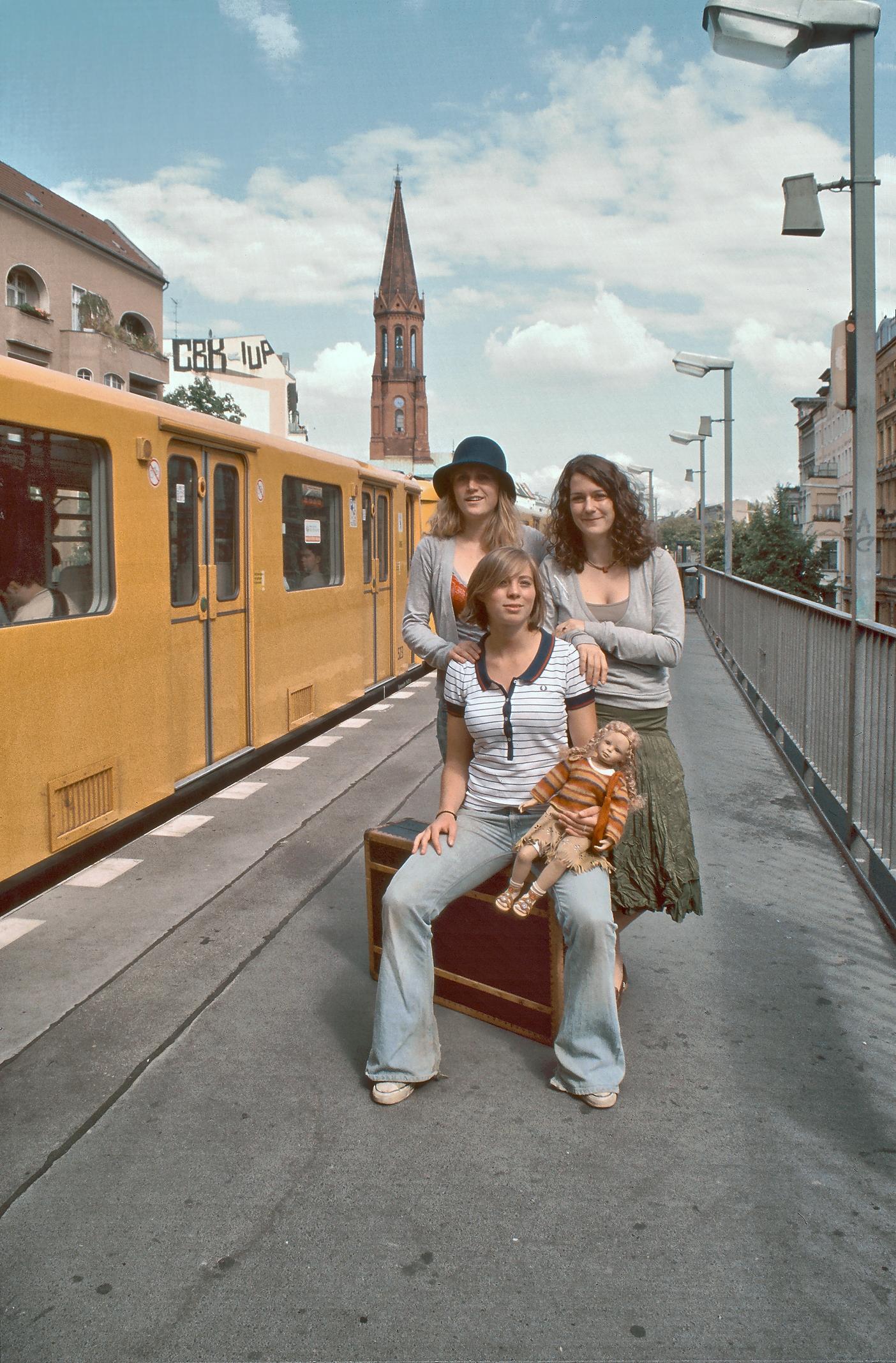 Hochbahnhof Görlitzer Bahnhof