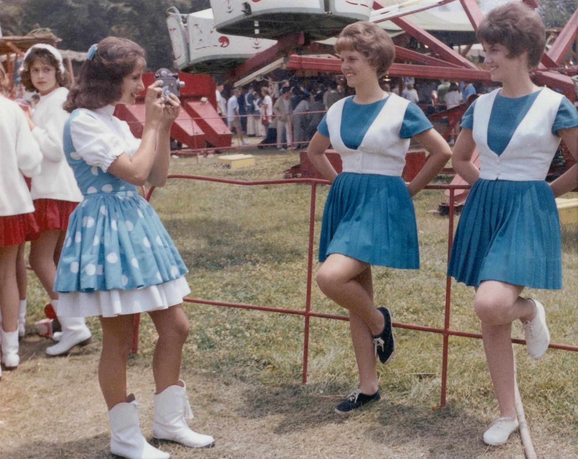 Monorvia Drillteam, 1962